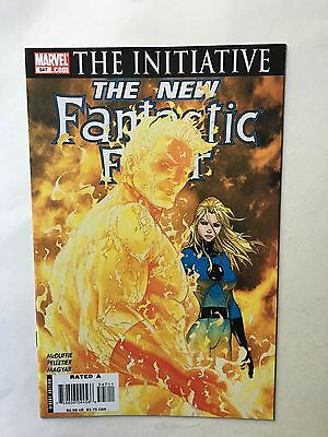 The New Fantastic Four #547 (Marvel 2007)