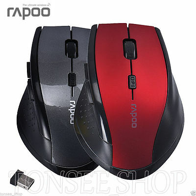 2.4GHz USB Wireless Optical Gaming Mouse Mice For Computer PC Laptop Canglan NEW
