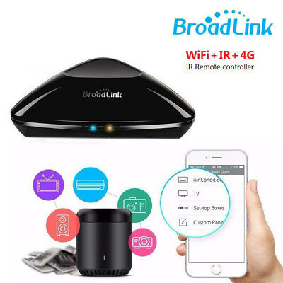 Broadlink RM Mini 3 /SC1 Universal WiFi/IR Wireless Smart Home Remote Controlle