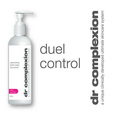 Dr Complexion Regenerating Stretch Mark Duel Control Lotion Fades Redness