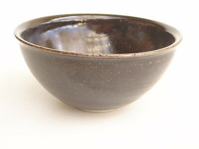 Chrysanthemum CREST CERAMIC BOWL - 126mm diam X 60mm hi