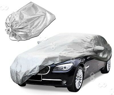 Small Size S Full Car Cover UV Protection Waterproof Outdoor Indoor Breathable