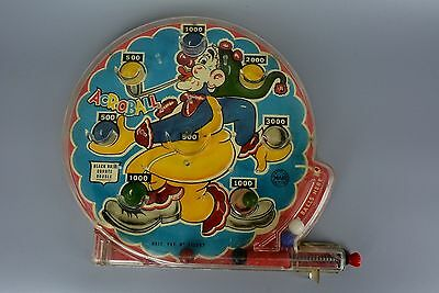 Vintage Bagatelle Pinball Acroball Clown by Marx