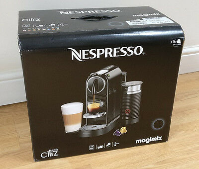 how to use nespresso machine with milk