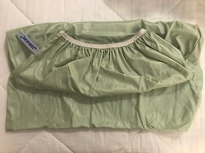 Wahmies Reusable Diaper Pail Liner- Green -For cloth diapering