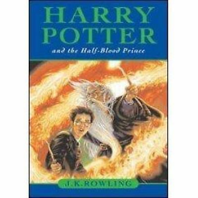 Harry Potter and the Half-Blood Prince by Rowling, J. K.