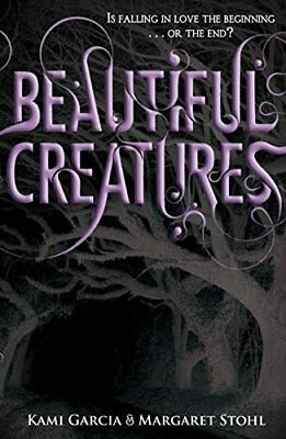 Beautiful Creatures (Book 1): 1/4 by Kami Garcia New Paperback Book