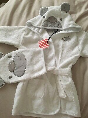 Baby Dressing Gown Set