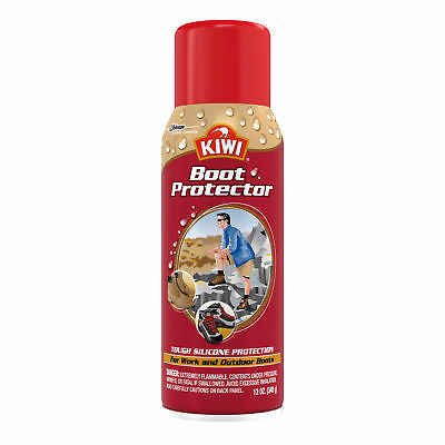 Kiwi Boot Protector 12 Ounce Ideal for Work Hunting Hiking & Outdoor Boots Shoes