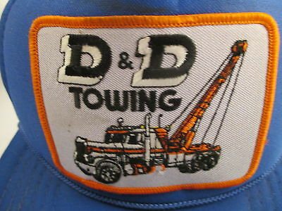 Left 4 Dead 2 Ellis Trucker Hat Tow Truck Cap ONE SIZE Unisex Adjustable L4D2