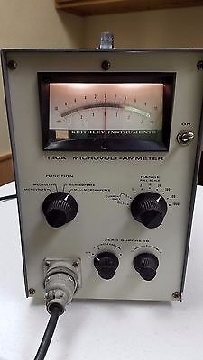 Keithley 150A Microvolt-Ammeter