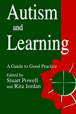Autism and Learning: A guide to good practice by Rita Jordan Paperback Book The