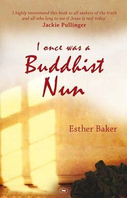 I once was a Buddhist Nun by Esther Baker Paperback Book The Cheap Fast Free