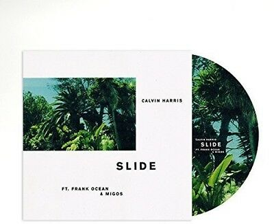 "Slide [New 12"" Vinyl] Picture Disc, Canada - Import"