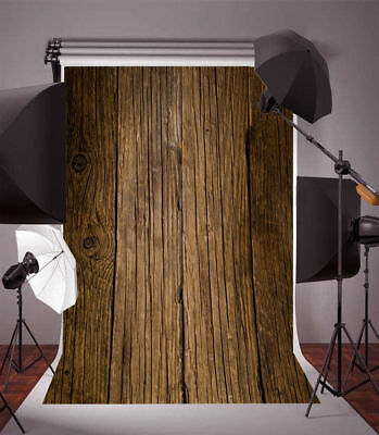 Wood Board Texture Photography Backdrop Vinyl 5x7ft Background Studio Props