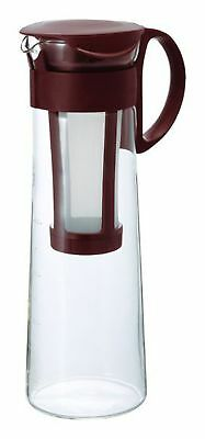 Hario Mizudashi Cold Brew Coffee Pot/Maker - 1L 1L Brown