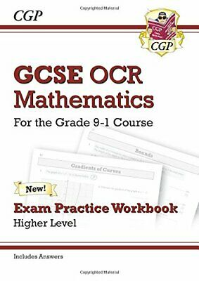 GCSE Maths OCR Exam Practice Workbook: Higher - for the Grade 9... by Books, Cgp