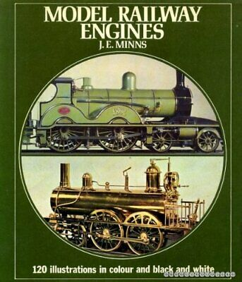Model Railway Engines by Minns, J.E. Book The Cheap Fast Free Post