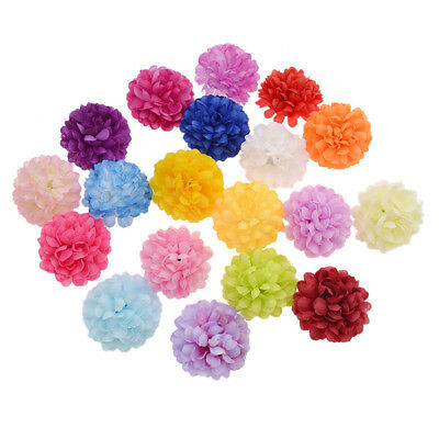 Colored Fake Flower Artificial Daisy Flowers for Home Party Wedding Decor DIY
