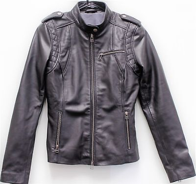 CLEARANCE - Allie Womens Leather Jacket