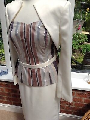 Wedding Outfit Size 14 O GBP2000