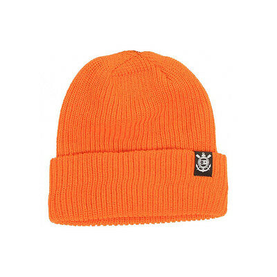 Fourstar Clothing Skateboards Anchor Fold Beanie SRP £23 Various Colours