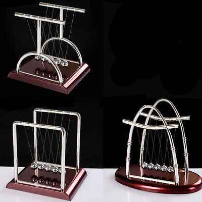 Toy Newton's Cradle Science Office 1Pcs Decor Educational Balance Ball