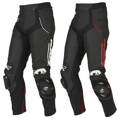 Furygan Raptor Mens Motorcycle Motorbike Leather Trouser All Colours & Sizes