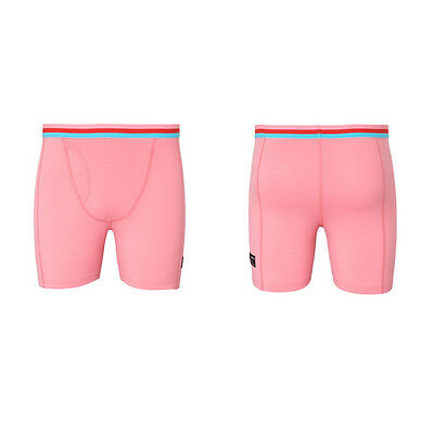 Rapha Pink Merino Boxers Without Pad. Size XS. BNWT.
