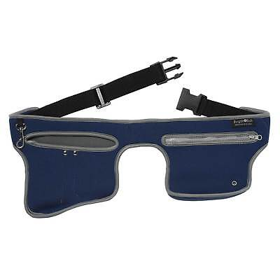 Navy Blue Poc-Kit Gardener's Utility Belt by Burgon & Ball