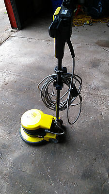 Kärcher Professional BDS 33/190  Floor Buffer/Scrubber/Sander/Polisher £190 +vat