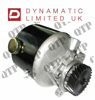 Industrial Ford New Holland E7NN3K514CA Power Steering Pump Ford Digger 550 555