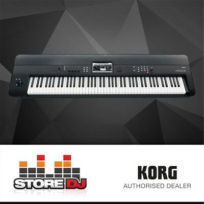 Korg Krome 88-Key Synthesizer Workstation