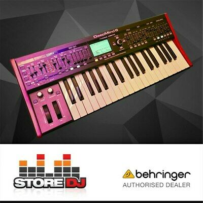 Behringer Deepmind 6 49-Key 6-Voice Analogue Synthesizer