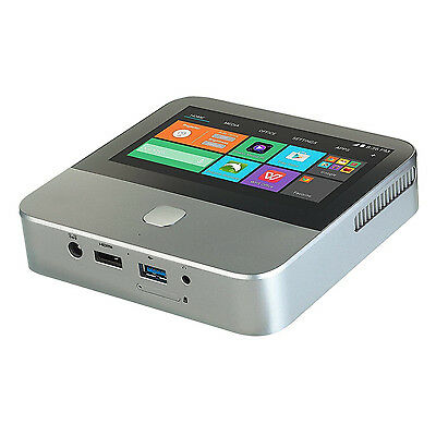 """ZTE SPRO 2 Verizon + WIFI Android Projector with 5"""" LCD Touch Display Bluetooth"""