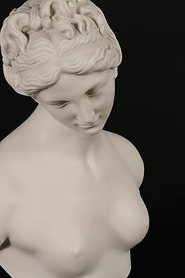 Stunning Marble Bust of Venus Marble Classical sculpture, Gift, Art, Ornament.