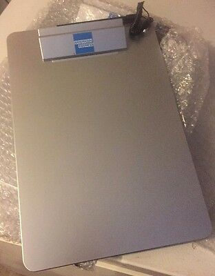 """New American Express Clip Board Lot Of 5 Free Ship 9"""" x 13"""""""