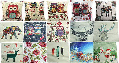 Job Lot of 12 PCS Cushion Covers for Size 45cm Pads Traders Pound Line Big Value