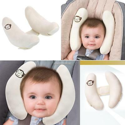 Unisex Baby Travel Sleeping Car Seat Headrest Head Neck Support Pillow N98B