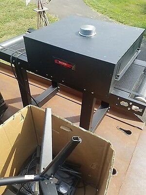 Black Body LB02-2000C Screen Print Conveyor Dryer W/ LB05-D