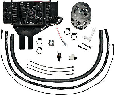 Jagg Lowmount Oil Cooler System (Fan-Assisted) Part# 751-Fp2500 New