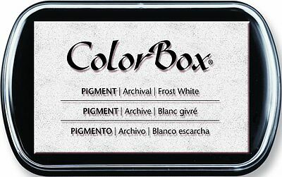 ColorBox Pigment Ink - Frost White