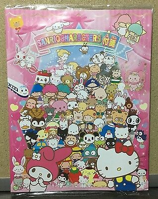 2015 NEW Sanrio CHARACTERS Hello Kitty paper post it collection!