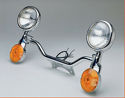 National Cycle Light Bar Hon Valkyrie Part# N920 New