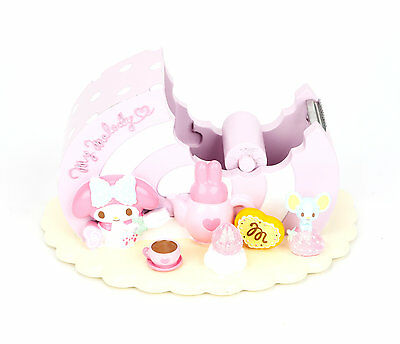 New Sanrio MY MELODY limited edition tape cutter dispenser! Sold Out In Stores