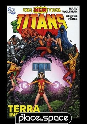 New Teen Titans Terra Incognito  - Softcover