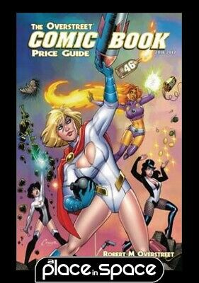 Overstreet Comic Bk Pg Vol 46 Power Girl - Hardcover
