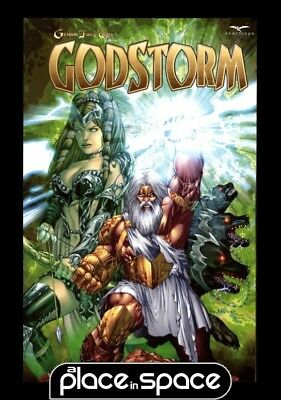 Grimm Fairy Tales Godstorm - Softcover