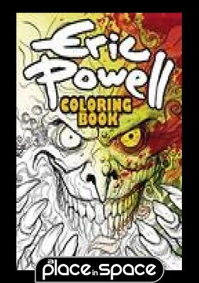 Eric Powell Coloring Book #1 - Softcover