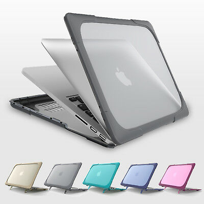 "Rubberized Hard Case Cover For Apple MacBook Pro Air 11"" 13"" inch SLEEVE BAG AU"